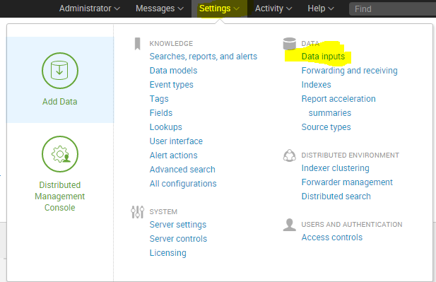 Splunk - Configure HTTP Event Collector - TIPS AND TRICKS