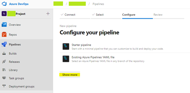 Integrating Perfecto Quantum in Azure Pipelines - TIPS AND